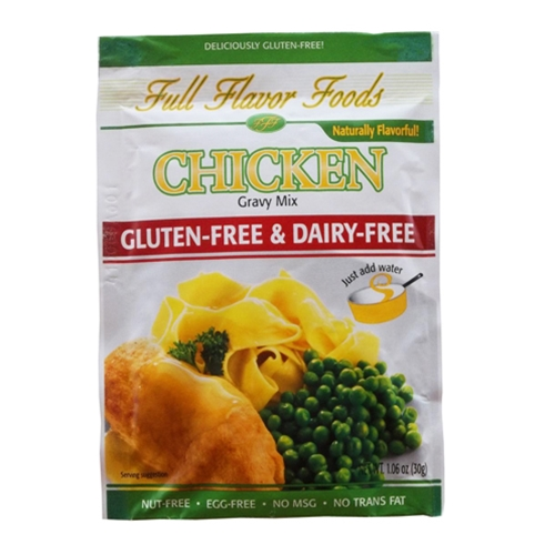 Full Flavor Foods Chicken Gravy Mix