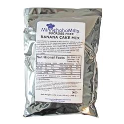 Minnehaha Mills Banana Cake Mix